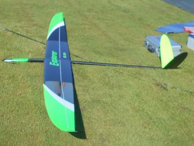 5ème concours F5J planeurs électrique à la CRPAL