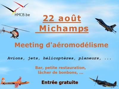 Meeting aéromodélisme au HMCB