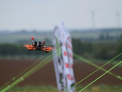 F9U Manche national Belge Racer FPV au RMCChaufour