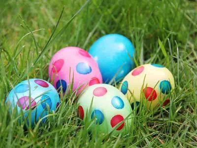 Largage oeufs de Pâques  - AASH