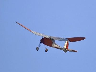 Concours S.A.M. au Royale Haneffe Petite Aviation
