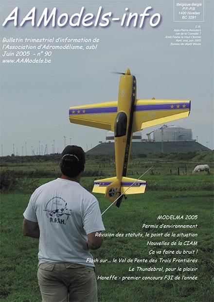 AAModels-info juin 2005