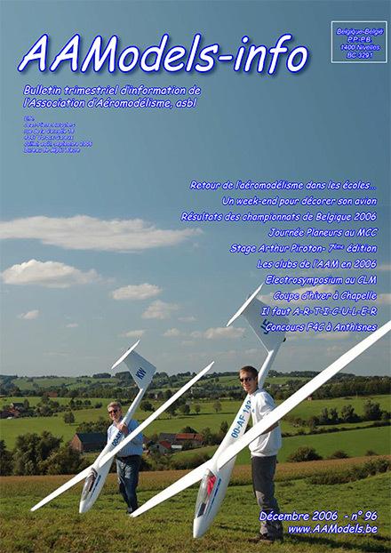 AAModels-info décembre 2006