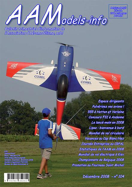 AAModels-info décembre 2008