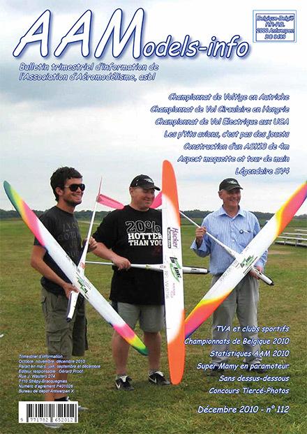 AAModels-info décembre 2010