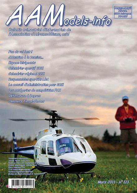AAModels-info mars 2011