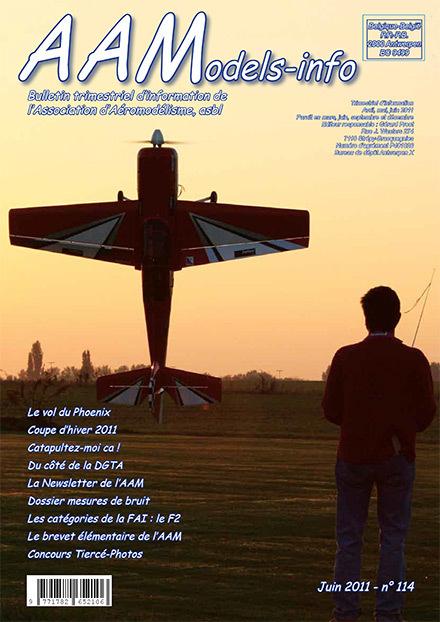 AAModels-info juin 2011
