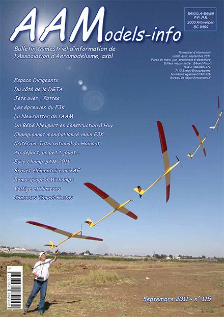 AAModels-info septembre 2011