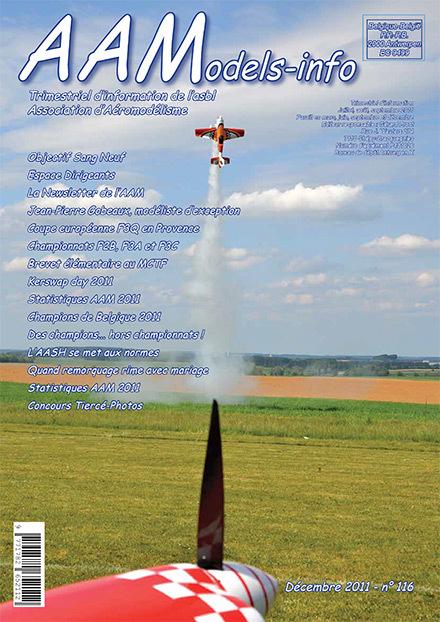 AAModels-info décembre 2011