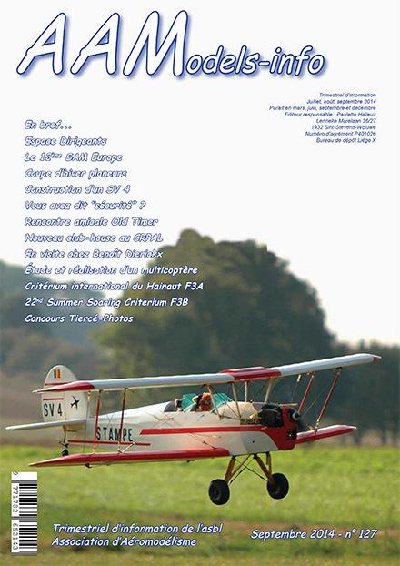 AAModels-info septembre 2014