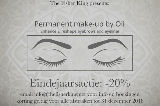 Maquillage permanent par Oli