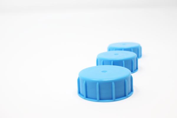 Blauwe dop