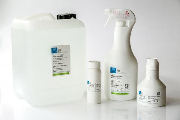Pharmacidal™ Sprays and Solution