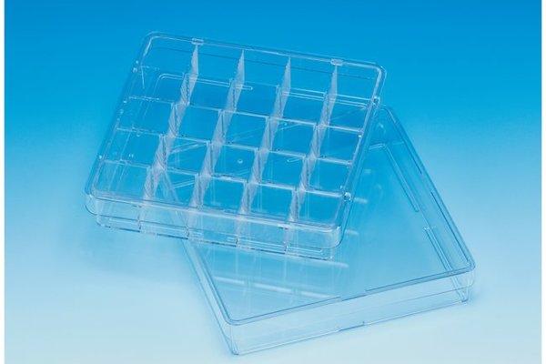Boîte de pétri 100mm carré