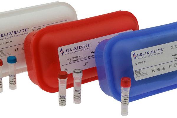 Helix Elite™ Molecular Standards