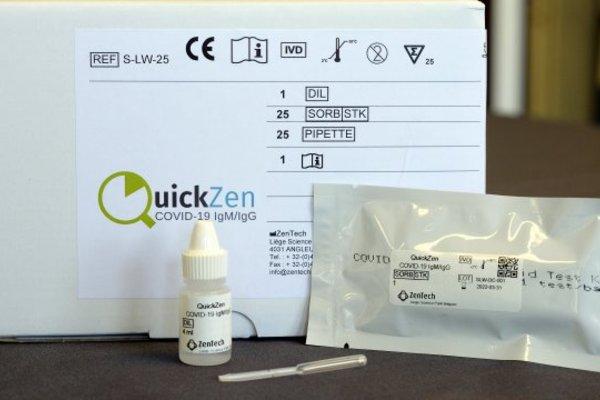 QuickZen COVID-19 IgM/IgG