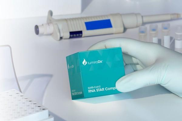 RNA STAR Complete - LumiraDx