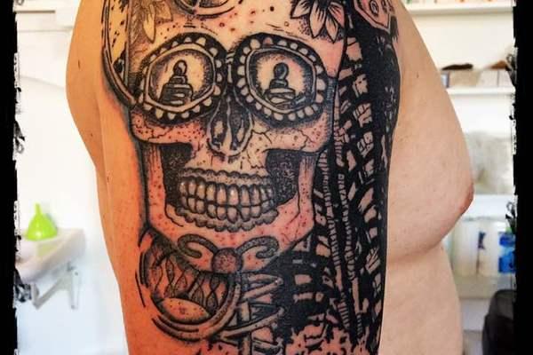 jean crow tattoo 5