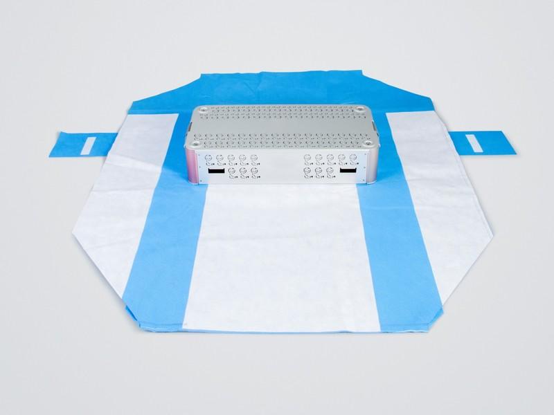 Smart-Fold®: Matériau d'emballage de stérilisation