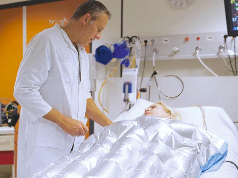50 millions de patients réchauffés