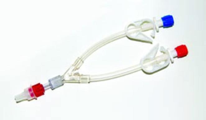 Y-Needle connector
