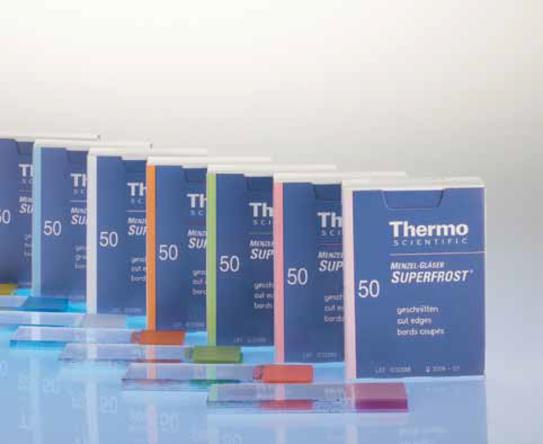 SuperFrost-glaasjes