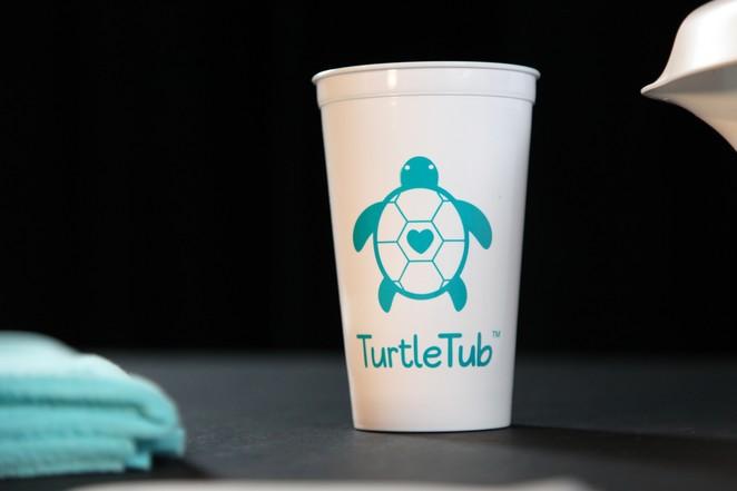 TurtleTub-spoelbeker