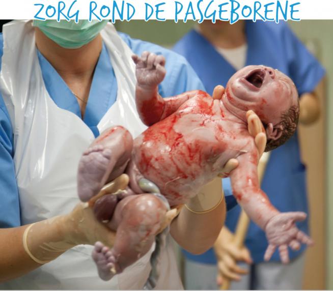Participation symposium Care around the newborn