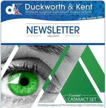 Focus Duckworth & Kent - Mai