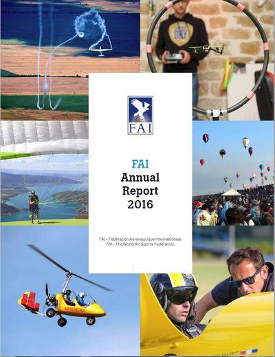 FAI - Rapport annuel 2016