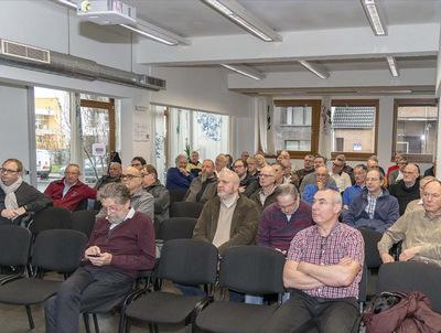 Assemblée générale statutaire de l'AAM - Namur 27 janvier 2019