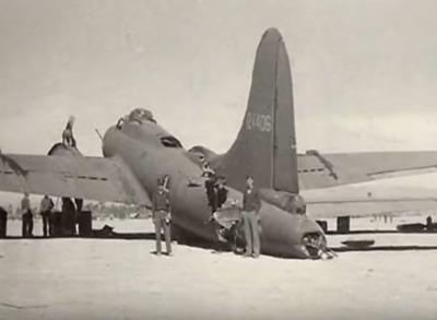 Un miracle aérien en 1943...