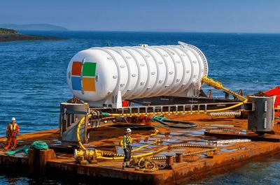 Les centres de calcul sous-marins