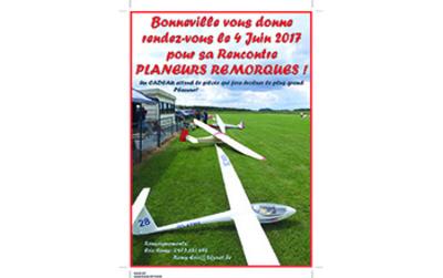 Rencontre Planeurs Remorqués de Bonneville - Cette rencontre est annulée !