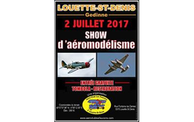 Show annuel à Louette St. Denis