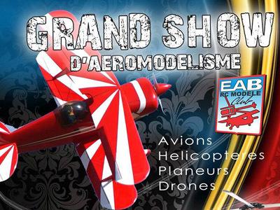 Grand Show d'aéromodélisme à Thumaide du 19 au 20 août 2017