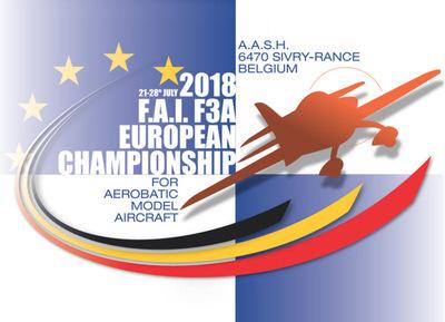 FAI F3A EUROPEAN CHAMPIONSHIP 2018