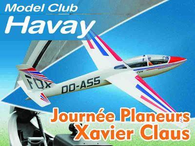Journées planeurs Xavier Claus au MCH