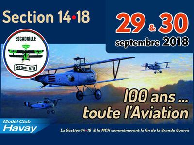 100 ans toutes l'aviation