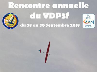 Rencontre de vol de pente au VDP3F