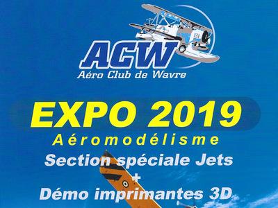 Expo Bourse d'échange ACW Wavre 2019