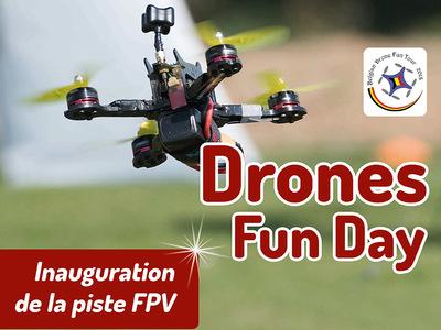 Belgian Drone Fun Tour à Havay