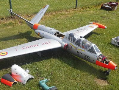 Avions Maqettes Volantes à la CRPAL