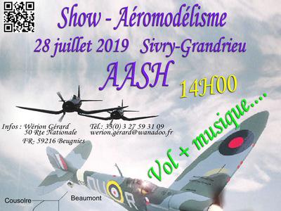 Grand show AASH