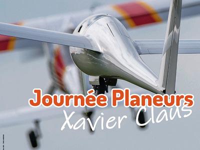 Journée planeurs Xavier Claus au MCH