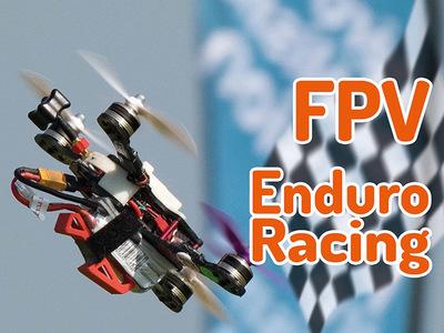 Endurance drones racer au MCH