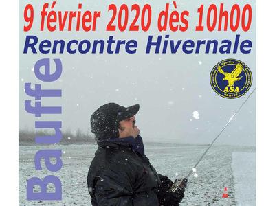 Rencontre hivernale des Givrés! ASA Bauffe