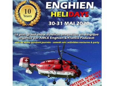 Helidays - Enghien