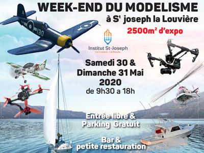 Week-End du Modelisme à La Louvière