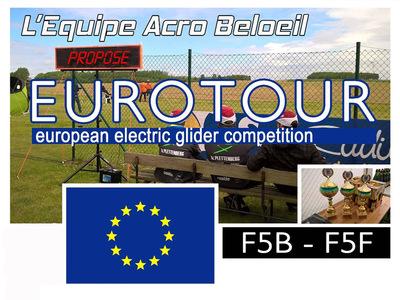 Eurotour F5B- F5F à Thumaide